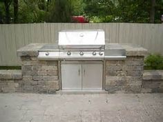 Chicago Brick Grill Enclosures | Backyard | Pinterest | Brick grill ...