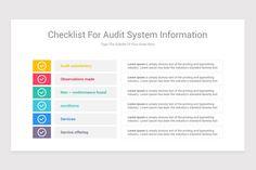 Editable Checklist PowerPoint Template | Nulivo Market Type Setting, Lorem Ipsum, Templates, Stencils, Vorlage, Models