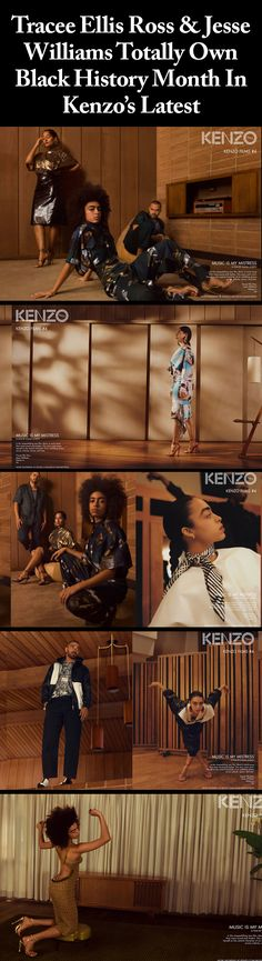 hen it comes to conceptualization, Kenzo takes the cake every season—remember Kenzo x H&M? Their collaborations and campaigns always seem to be winners with the masses and veterans, and this time, for their Spring-Summer 2017 campaign, the French label hasn't left any stones unturned. #obsessory #myobsession #trend #fashion #luxuryfashion #blogs #blogger #fashionblogger #trendsetter