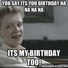 Sixteen Candles You Say Its Your Birthday Zwonzorg