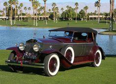 1929 Rolls-Royce Ascot Tourer by Brewster (3)