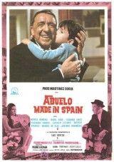 Abuelo made in Spain [Vídeo (DVD)] / director, Pedro Lazaga Publicación Madrid : Vídeo Mercury Films, 2008