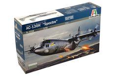 Italeri 1310 AC-130H Spectre