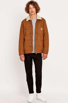 Carhartt Phoenix Brown Coat