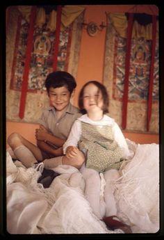 Prince and Princess of Sikkim