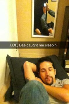 "20 People Who Were ""Caught Sleeping"" By Their Baes: 20 People Who Were ""Caught Sleeping"" By Their Baes"