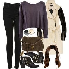 """""""Allison Inspired Outfit with Requested Boots"""" by veterization on Polyvore"""
