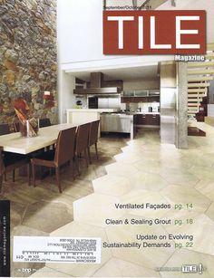 Interior Designer, Interior Design Firm and Showroom | BeckwithInteriors.com #beckwithinteriors #interiordesign #tilemagazine