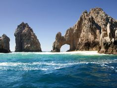 Los Cabos, on Mexico's Pacific Coast, is such a popular wedding, honeymoon and anniversary destination that there's even a stretch of sand known as Lover's Beach.