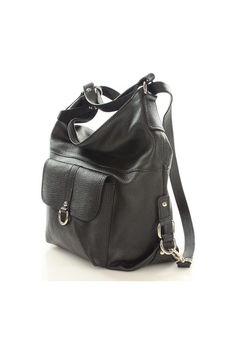 Dámska kožená taška / ruksak MAZZINI - Alessia (S116) - London Club Thing 1, Alessi, Rebecca Minkoff, Club, Bags, Fashion, Handbags, Moda, Fashion Styles