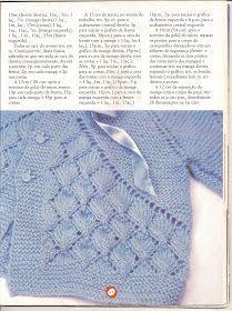 Casaquinho, xale e calça com ponto queda de folha em trico