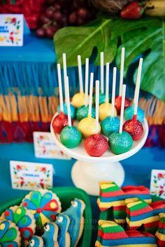 RIO birthday party