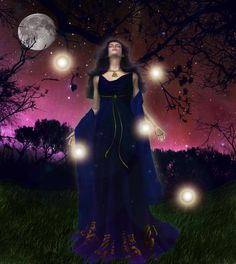 This my sister's charaecter Rhiannon. Her friend made this for her and she DEMANDED I put it on my DA account. [link] <---the orginal! Rhiannon is or. Rhiannon Goddess of the Moon Star Goddess, Celtic Goddess, Celtic Mythology, Moon Goddess, Love Moon, Pagan Art, 3d Fantasy, Fantasy Pictures, Fantasy Paintings