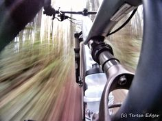 Faster Than a Speeding Bullet! #mtb #mountainbike