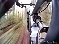 Faster Than a Speeding Bullet! #mtb #mountainbike