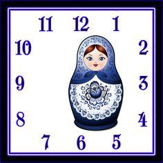 Clock Ideas, Clock Faces, Miniature Dollhouse, Wall Clocks, Kitchens, Printable, Crafts, Picture Clock, Manualidades