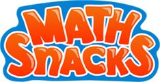 Math Snacks-Highly recommend for upper elementary and middle school  Fun approach to math