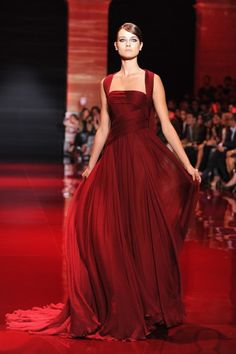 Elie Saab: Runway – Paris Fashion Week Haute-Couture F/W 2013-2014