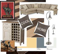 My #sucasafurniture #pinittowinit living room design!
