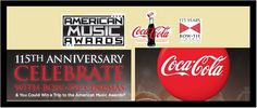 Celebrate Coca-Cola's Anniversary with Bow Tie Cinemas and you could win a trip for two to the 2015 American Music Awards® and there will be TWO grand prize winners! The instant win game has movie …