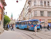 Lviv tram