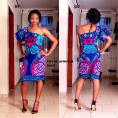 Mimouna Dress by THEAFRICANSHOP on Etsy, £55.00