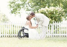 Tips for making wedding comfortable for the disabled brides or grooms