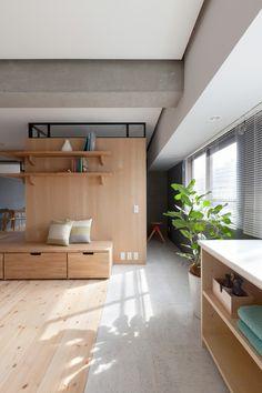 O apartamento ideal para um casal (Foto: Toshiyuki Yano / divulgação)