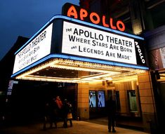 RECOMMENDED: 50 best New York attractionsVisitors may think they know this venerable theater from TV's Showtime at the Apollo. Cuba, Manhattan Neighborhoods, Harlem New York, Harlem Nyc, Apollo Theater, Theatre, New York Attractions, Bedford Stuyvesant, Voyage New York
