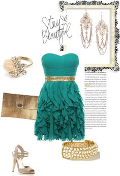 """Party Fashion on a budget"" by t-b-jamison on Polyvore"