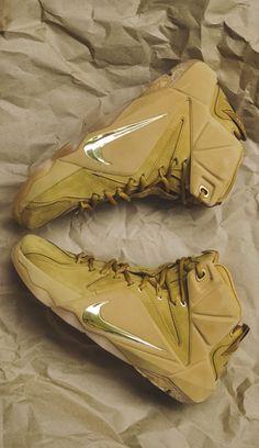 Nike LeBron XII 'Wheat'