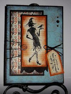 Wicked 8-2011 SOTM CTMH Mojo212 Wicked Halloween [CTMH]