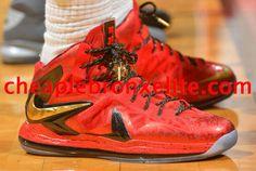 fff30d36da8e PE Nike LeBron X PS Elite Tenis Lebron James