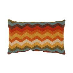 Pillow Perfect Panama Wave Rectangular Throw Pillow in Adobe   Overstock.com Shopping - The Best Deals on Throw Pillows