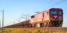TFR runs longest production train in the world Transport News, New Tricks, Mars, Transportation, Delivery, Platform, Ocean, Ship, Train