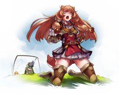 Browse Daily Anime / Manga photos and news and join a community of anime lovers! Anime Zone, Loli Kawaii, Best Waifu, Light Novel, Manga Girl, Anime Characters, Character Art, Chibi, Anime Art