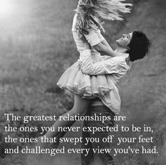 greatest relationships