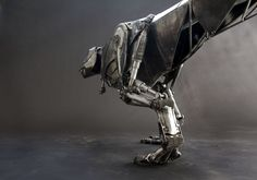 T.REX - The Metal Shredder /by @42concepts