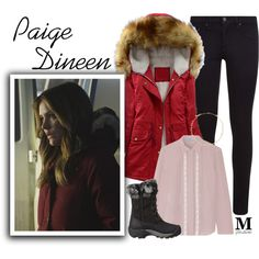 A fashion look from February 2018 by m-spirations featuring Prada, rag & bone, Keen Footwear, Madewell, Episode, Scorpion, katharineMcphee i paigedineen
