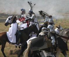 Reenactment of the Battle of Grunwald by 1jola