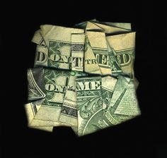 Hidden Messages on Dollar Bills by Dan Tague > Dont Tread On Me