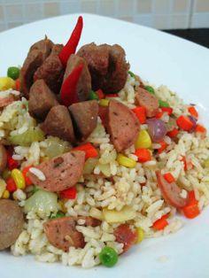 Just Try & Taste: Nasi Goreng Pelangi