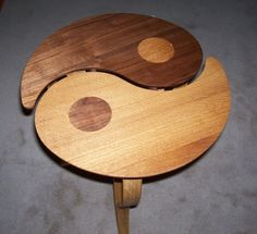 1000 images about yin yang table on pinterest yin yang for Table yin yang basse