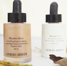 Anything that has glow written on, well I am all over it. I had a play around the the Giorgio Armani Maestro Glow Foundation at… Fun Makeup, Beauty Makeup, Hair Makeup, Hair Beauty, Giorgio Armani Cosmetics, Armani Makeup, Oily Skin Makeup, Make Up Tricks, Glow Foundation