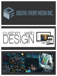 Digital Front Media is an innovation partner that provides the right mix of talent and technology in delivering custom tailored business solutions. #WebDesign #SEO http://bit.ly/dft77