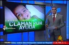 Padres De Una Niña Claman Por Ayuda Para Un Trasplante De Hígado #Video