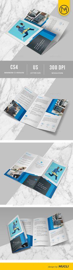 TriFold Brochure Dance Academy