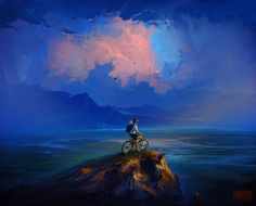 The Happiest Man on the Earth by RHADS.deviantart.com on @deviantART
