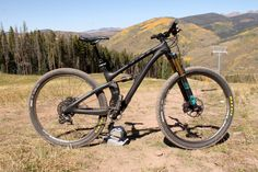 Test Ride Review: Yeti's Brand-New SB4.5c   Singletracks Mountain Bike News