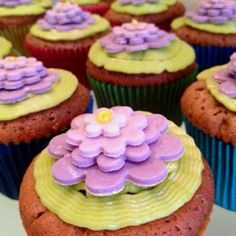 Maisie's Cup Cakes